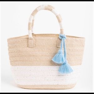 BRAND NEW Altru straw bag